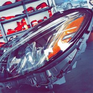 Mercedes-Benz W205  Geometric Beam LED  Left Headlamp on Sell At KK Auto Parts .