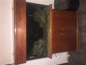 150? Liter fish tank
