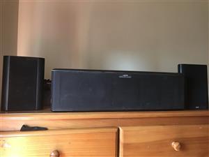 Great deal on jamo speakers
