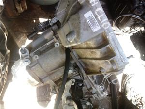 Clio 4 manual gearbox