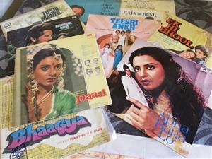 Indian Vinyl LP's for sale