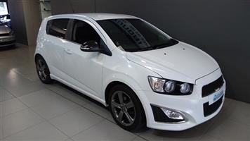 2016 Chevrolet Sonic hatch 1.4T RS