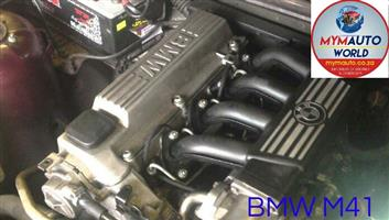 Complete Second hand used engines, BMW E36 318 1.7L TDS, BMW M41