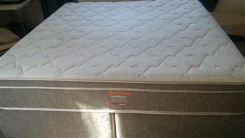 Henwood king size bed - perfection plush support