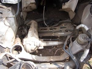 Audi Q7 3.0 TDI 2007  Automatic Front Diff Part for Sale