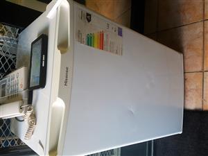 Hisense 110 litres bar fridge with small freezer compartment