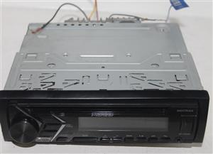 Pioneer car radio cd & usb player with remote S037157A #Rosettenvillepawnshop