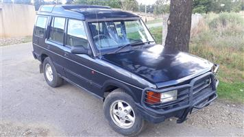 1996 Land Rover Discovery DISCOVERY 2.0 S