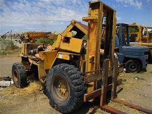 Forklift - ON AUCTION