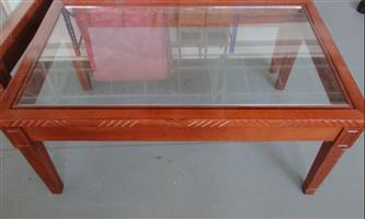 Glass Top Coffee Table for-sale at R 650
