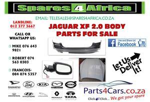 JAGUAR XF 2.0 BODY PARTS FOR SALE