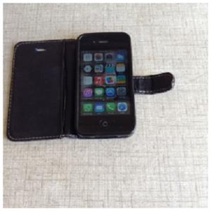 APPLE IPHONE 4 WITH COVER