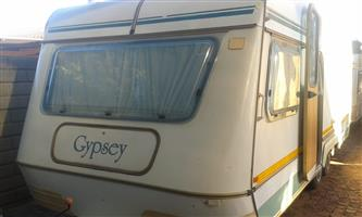 GYPSEY 5 WITH FULL TENT IN GOOD CONDITION