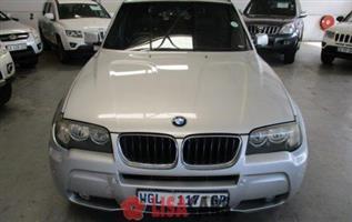 2007 BMW X3 xDRIVE 20d (G01)