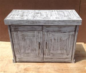 Kitchen Cupboard Base unit Farmhouse series 1150 - Glazed
