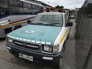 2000 Toyota Hilux 2.7 4x4 SRX