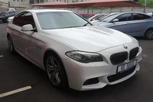 2011 BMW 5 Series 528i M Sport
