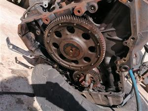 Actros V6 OM 541, used Sub Assembly