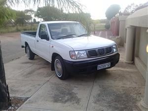 2001 Nissan NP300 Hardbody 2.0