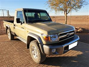 2016 Toyota Land Cruiser 79 single cab LAND CRUISER 79 4.0P P/U S/C