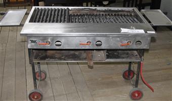 Gas griller S037457F #Rosettenvillepawnshop