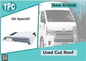 Toyota Quantum Used Cut Roof for sale at TPC