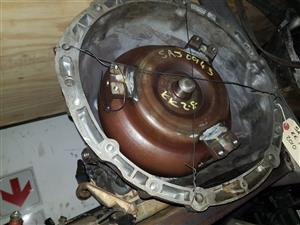 2.8 JEEP CHEROKEE GEARBOX