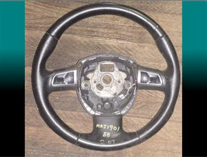 AUDI A4 B8 STEERING WHEEL FOR SALE