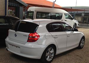 2008 BMW 1 Series 120i 5 door Exclusive