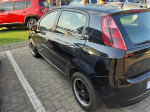 2008 Fiat Punto Grande  1.4 5 door Active
