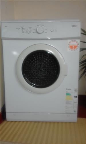 Defy Tumble Dryer 5kg.