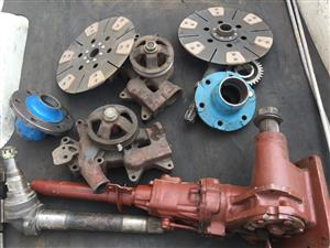 Ford Newholland tractor parts