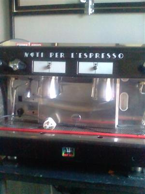 2group espresso machine