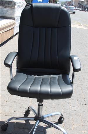 High back chair S031320B #Rosettenvillepawnshop