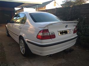1999 BMW 3 Series sedan 320i SPORT LINE A/T (G20)