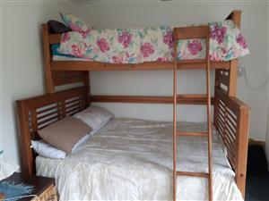 Dubbed single bed combination