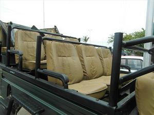 Defender Puma Game Viewer Seats for sale | AUTO EZI