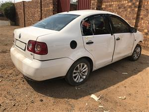 2011 VW Polo Vivo 1.6 trendline R/R quarter section