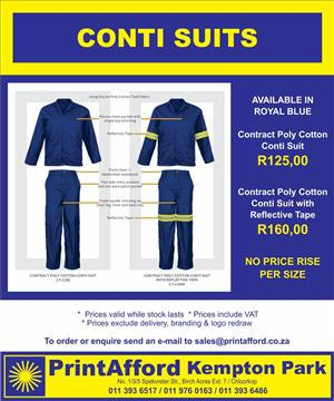 Protective Outerwear April 2019 Promotion