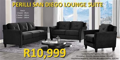 PERILLI SAN DIEGO Lounge Suite