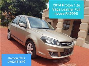 2015 Proton Saga 1.6 XSE