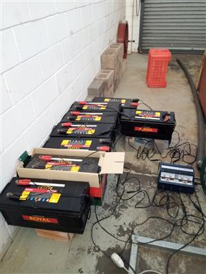 Royal Deep Cycle Batteries
