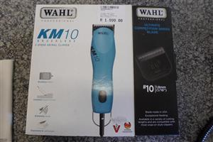 Wahl KM 10 2 Speed Animal Clipper