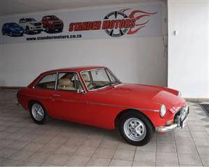 1972 MG Tf MG GTB!!
