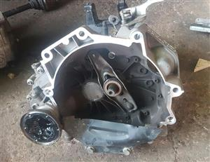 POLO USED CLS GEARBOX FOR SALE