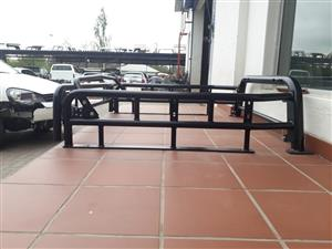 Toyota Hilux D/C, Cattle Frame