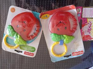 Fisher price baby toys for sale