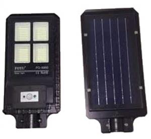 New Solar Street lights 180 Watt