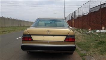 1993 Mercedes Benz 230E