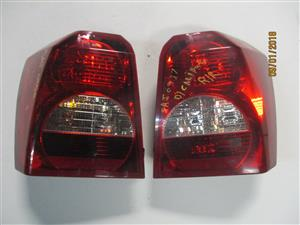 Dodge Caliber Tail Lights